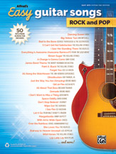 Easy Guitar Songs Rock and Pop