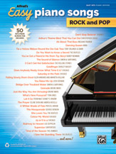 Easy Piano Songs Rock and Pop