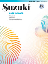Suzuki Harp School, Vol. 5