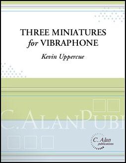 Three Miniatures for Vibraphone