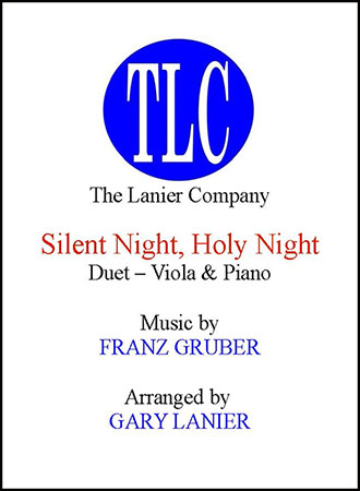 Silent Night (Viola with Piano)