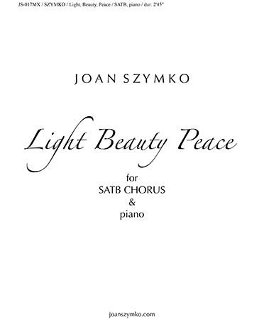 Light Beauty Peace