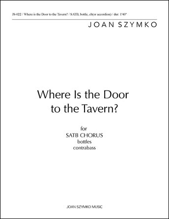 Where is the Door to the Tavern?