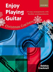 Enjoy Playing Guitar Christmas Crackers