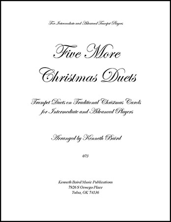 Five More Christmas Duets