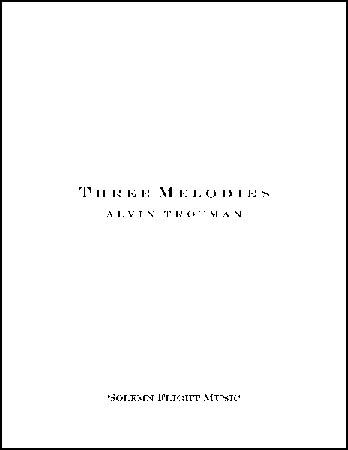 Three Melodies