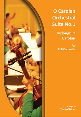 O'Carolan Orchestral Suite No.1