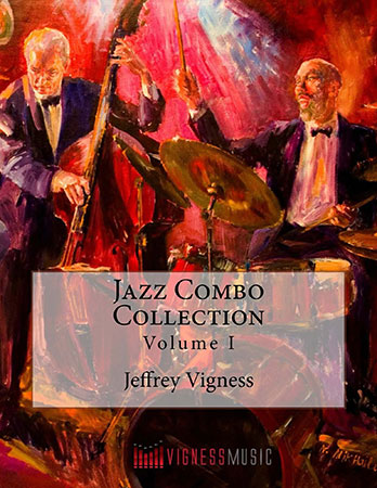 Jazz Combo Collection, Volume 1