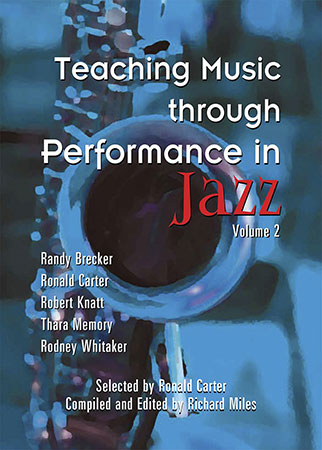Teaching Music Through Performance in Jazz, Vol. 2