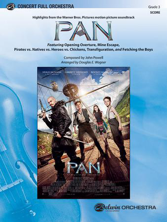 Pan (Highlights)