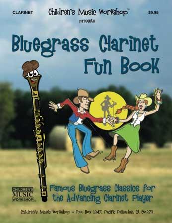 Bluegrass Clarinet Fun Book