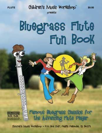 Bluegrass Flute Fun Book