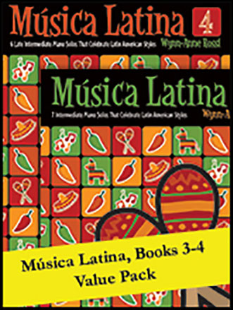 Musica Latina, Books 3 & 4