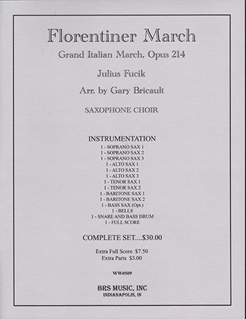 Florentiner March, Op. 214