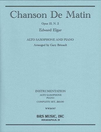 Chanson De Matin, Op. 15, No. 2