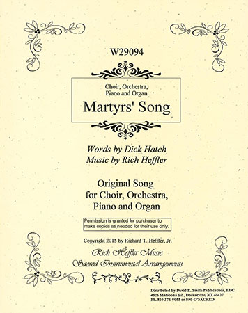 Martyrs' Song