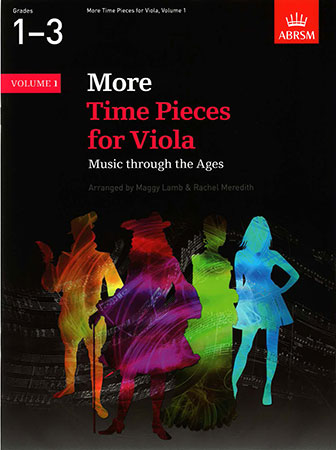 More Time Pieces for Viola, Vol. 1