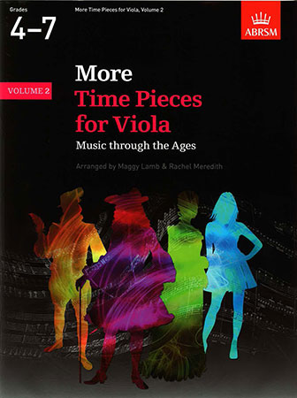 More Time Pieces for Viola, Vol. 2