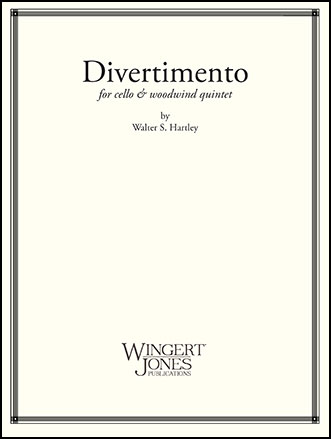 Divertimento for Cello and Woodwind Quintet