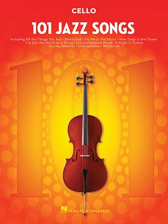 101 Jazz Songs Cover