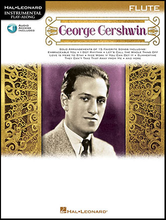 George Gershwin Instrumental Play-Along