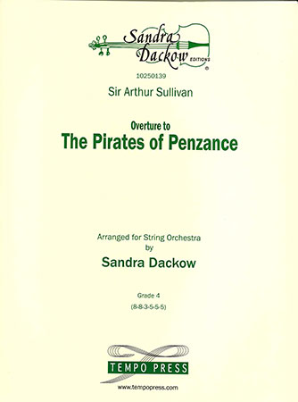 The Pirates of Penzance (Overture)