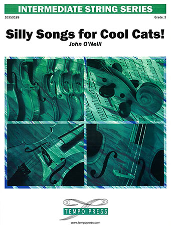 Silly Songs for Cool Cats!