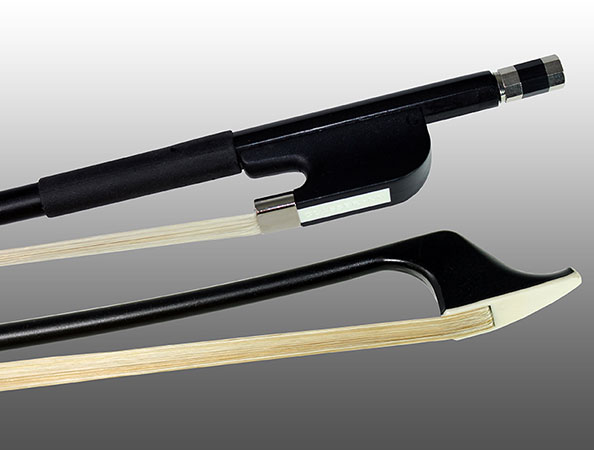 Glasser Fiberglass Bass Bow