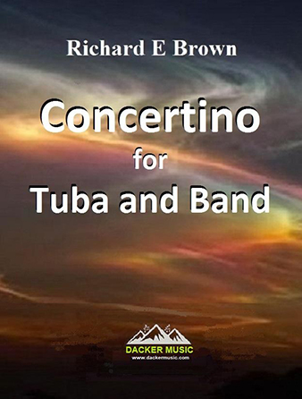 Concertino for Tuba and Band