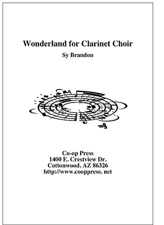 Wonderland for Clarinet Choir Thumbnail