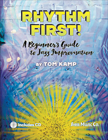 Rhythm First! Cover