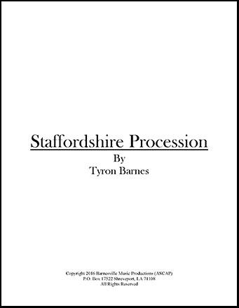 Staffordshire Procession