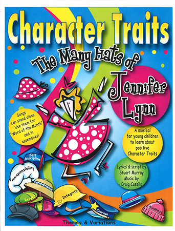 Character Traits : The Many Hats of Jennifer Lynn