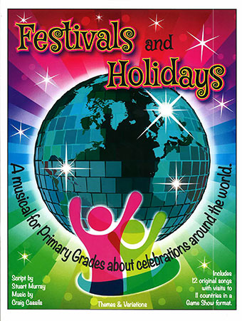 Festivals and Holidays Cover