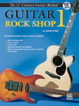 Belwin's 21st Century Guitar Rock Shop #1