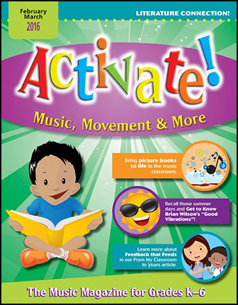 Activate! February 2016 March 2016