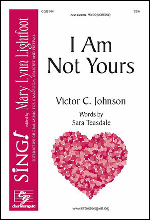 I Am Not Yours Thumbnail