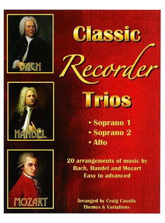 Classic Recorder Trios