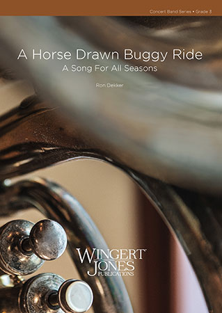 A Horse-Drawn Buggy Ride