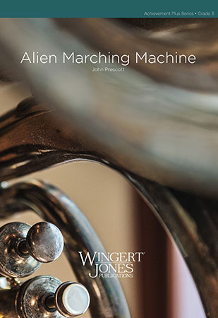 Alien Marching Machine