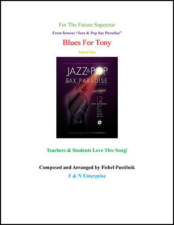 Blues For Tony