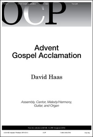 Advent Gospel Acclamation