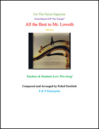 All the Best to Mister Loweth