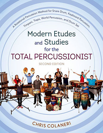 Modern Etude and Studies for the Total Percussionist