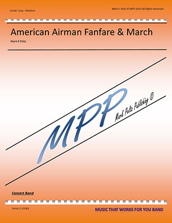 American Airman Fanfare and March