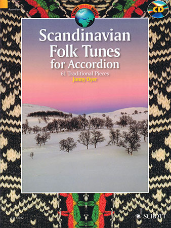 Scandinavian Folk Songs for Accordion