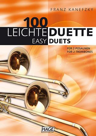 100 Easy Duets Thumbnail