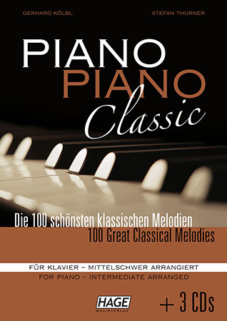 Piano Piano Classic Intermediate Arrangements