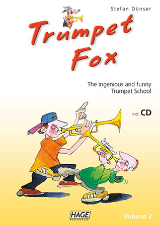 Trumpet Fox #2