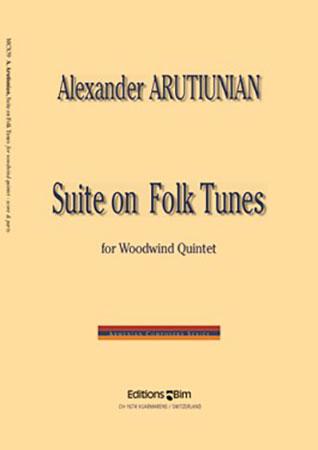 Suite on Folk Tunes